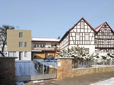 Baubeginn Einfamilienhaus Neustadt Orla