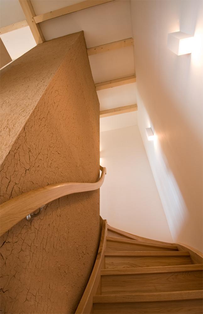 Treppenaufgang Haus L