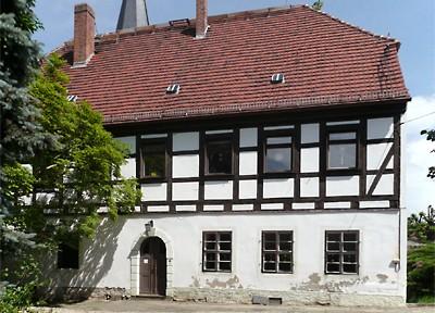 Pfarrhaus Altkaditz