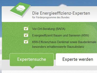 Energieeffizienz-Experten