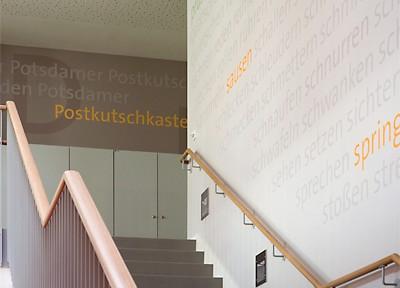 Fertigstellung der 144. Grundschule Dresden-Pieschen