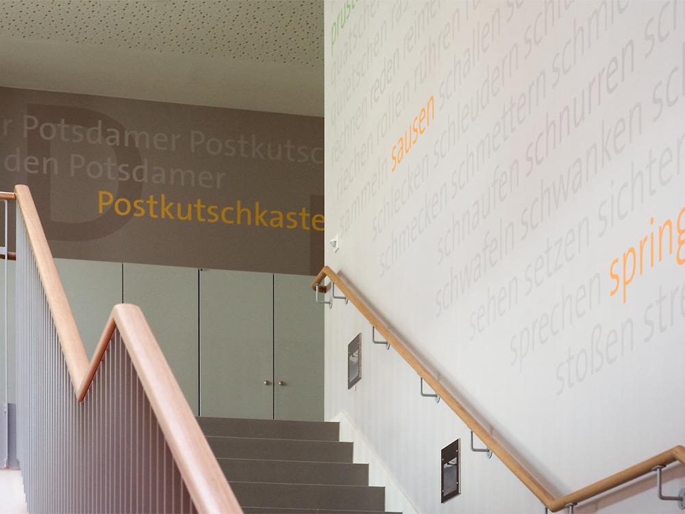 144. Grundschule - Wandgestaltung